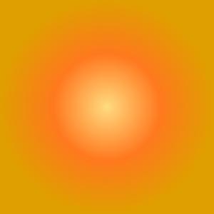 Radial gradient